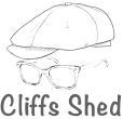 Cliffs Shed