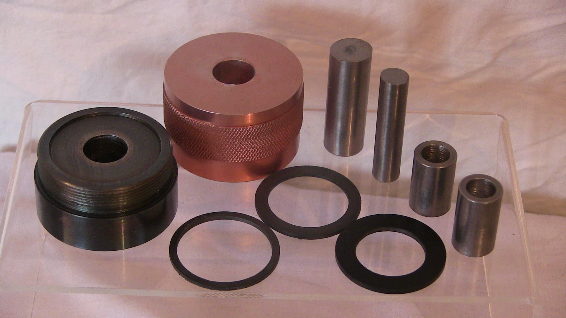 coin ring making tools